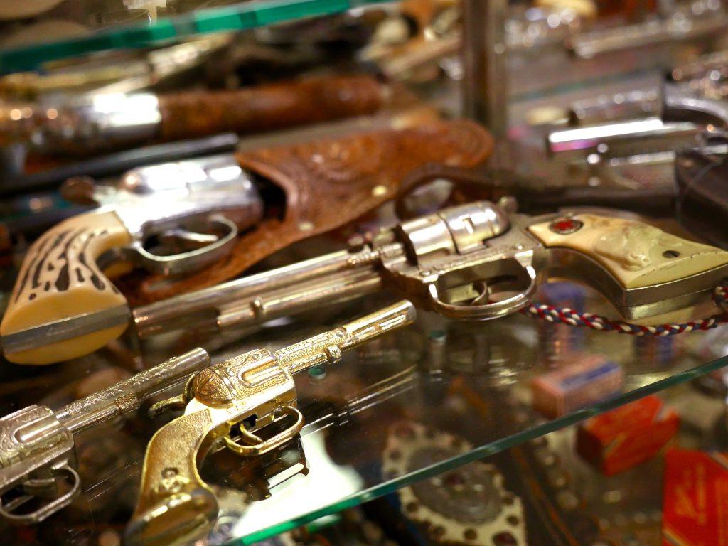BB handguns