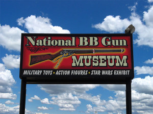National BB Gun Museum