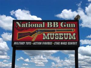 National BB Gun Museum