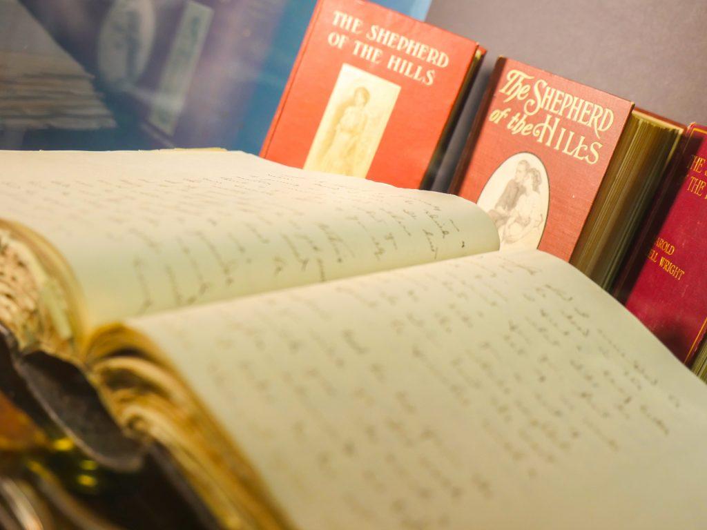 Shep Manuscript