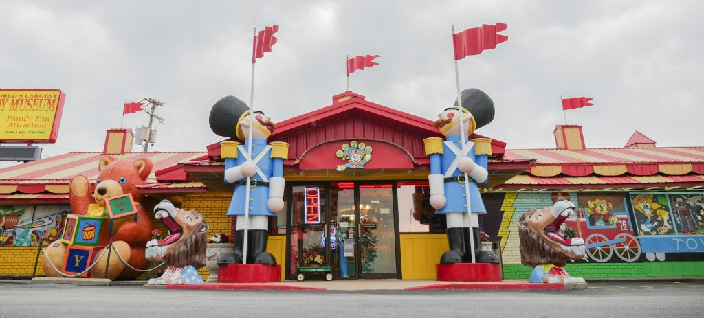 Toy Museum Front