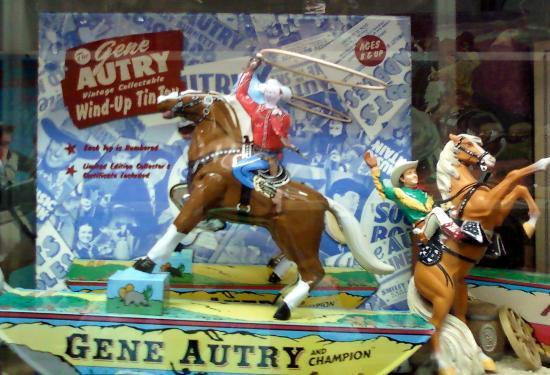 Gene Autry Toy