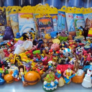 McDonald's Happy Meal Toys Vintage